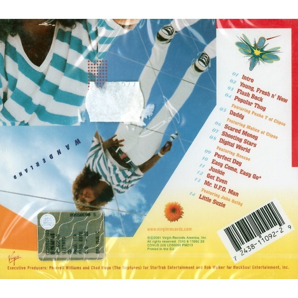 CD Kelis- wanderland