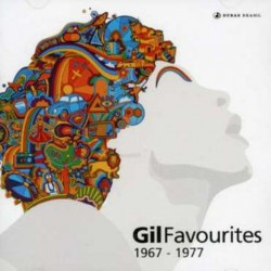 CD GILBERTO GIL FAVOURITES 1967-1977