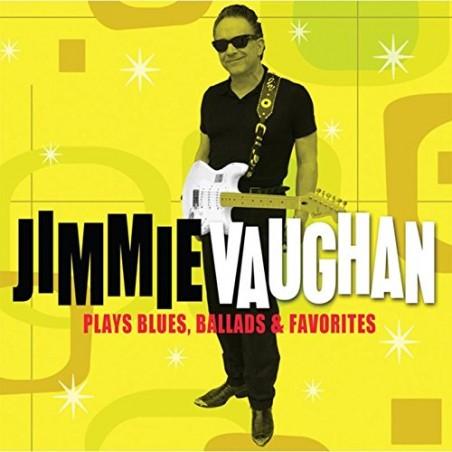 CD JIMMIE VAUGHAN PLAYS BLUES