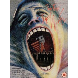 PINK FLOYD THE WALL VHS...