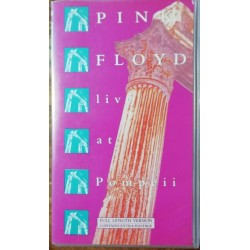 VHS PINK FLOYD  LIVE AT...