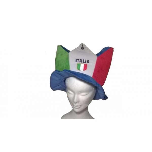 Cappello Jolly Nazionale italiana originale con sonagli
