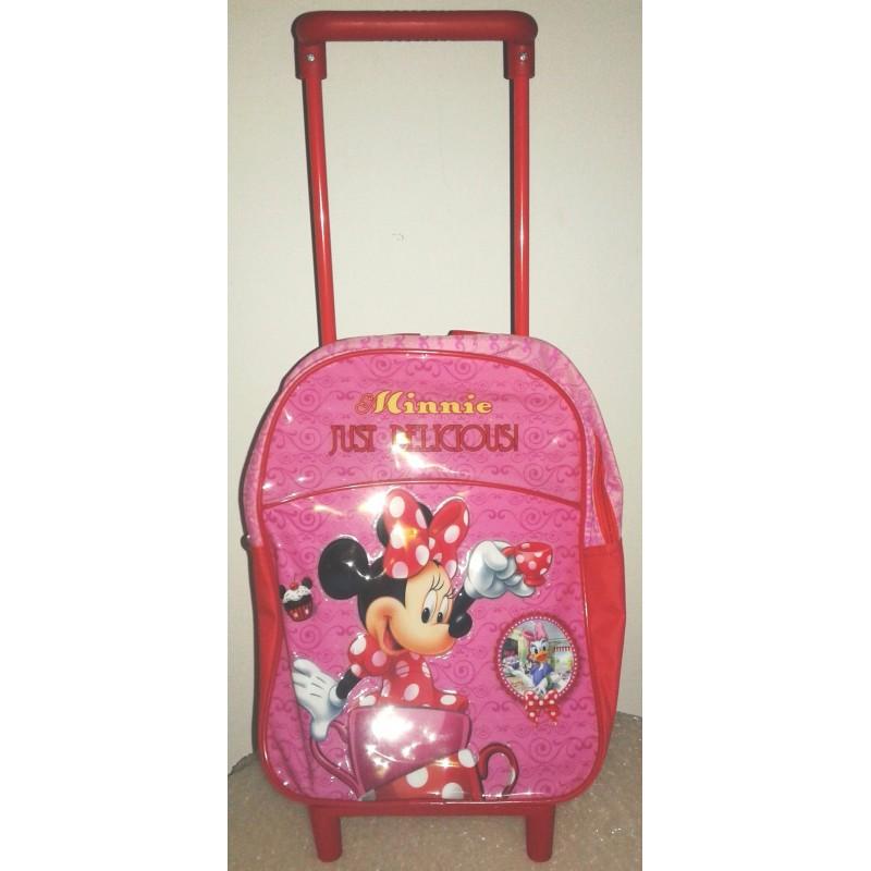 Trolley Asilo Bimba Minnie Mouse