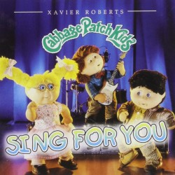 CD Cabbage Patch Kids Sing...