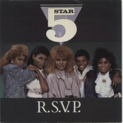 LP 5 STAR / R.S.V.P. -1985...