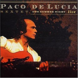 CD PACO DE LUCIA One Summer...