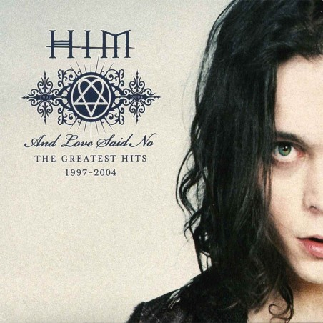 CD Him- and love said no (greatest hits 1997-1994) 828766004021