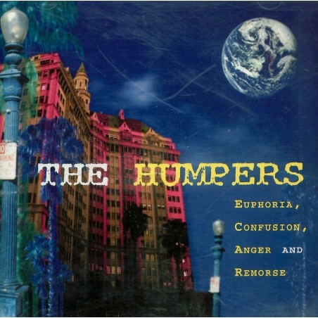 CD The Humpers- euphoria,confusion,anger and remorse 8714092652420