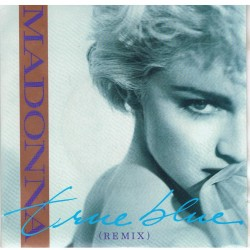 "LP Madonna True Blue - 7""..."