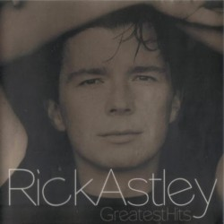CD Rick Astley Greatest Hits 743219551221