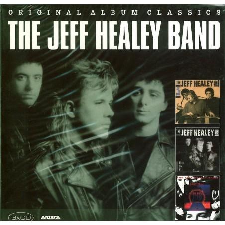 CD Original album classics the jeff healey band (3 album ) 886919015522