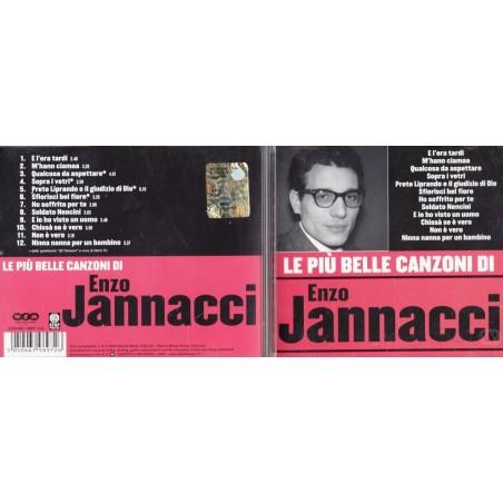 CD Le più belle canzoni di Enzo Jannacci