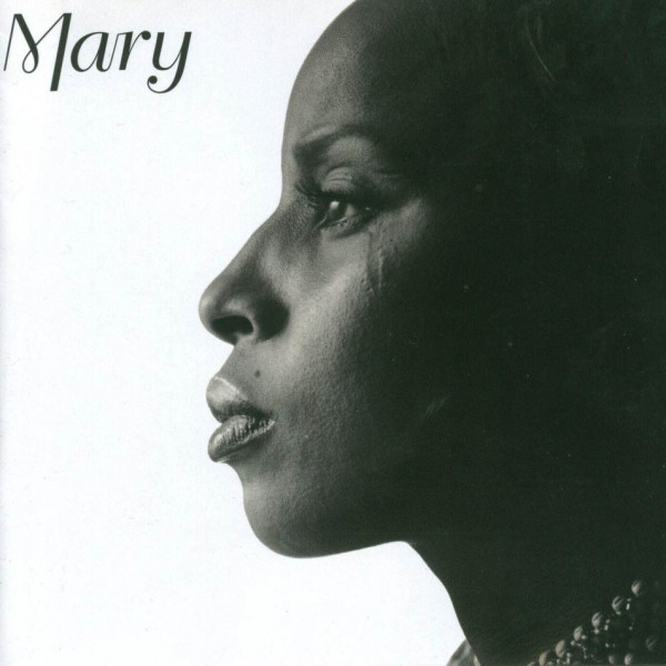 CD Mary J. Blige- mary 008811197629