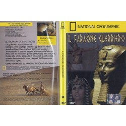 DVD IL FARAONE GUERRIERO