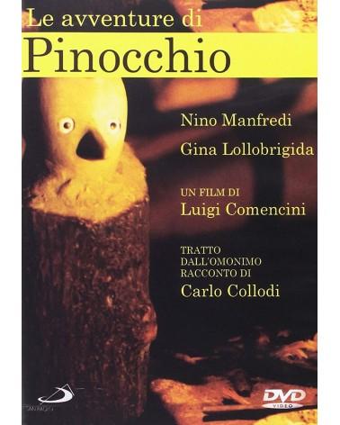 DVD PINOCCHIO Manfredi,...