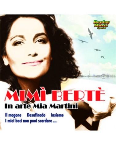 CD Mimì Bertè- in arte Mia...