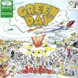 LP GREEN DAY DOOKIE 1994 REPRISE 093624986959