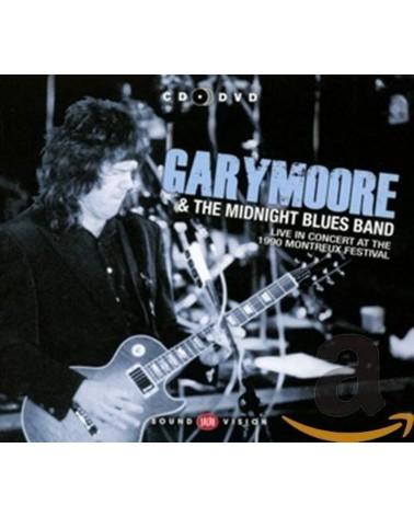 CD + DVD GARY MOORE & THE...