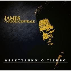 CD JAMES NAPOLI CENTRALE - ASPETTANNO 'O TIEMPO 2 CD 8012855419724