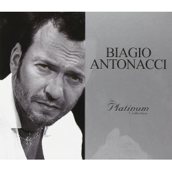 COFANETTO BIAGIO ANTONACCI THE PLATINUM COLLECTION 602537758630