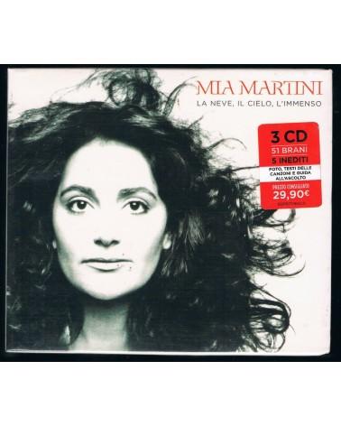 CD Mia Martini- la neve,il...
