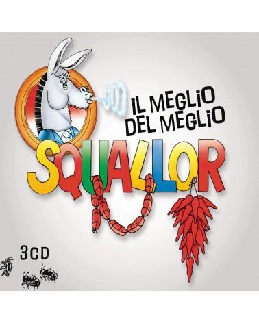 CD Squallor il meglio del...