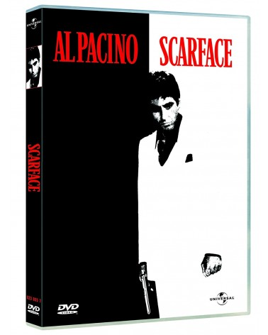 DVD SCARFACE 5050582386578