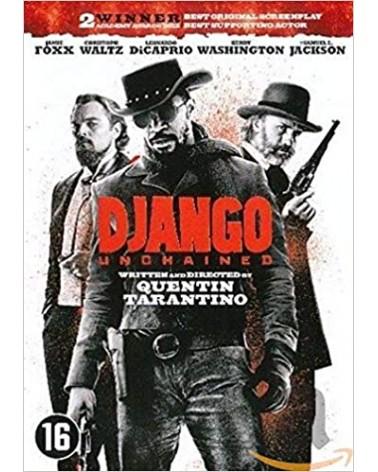 DVD DJANGO UNCHAINED