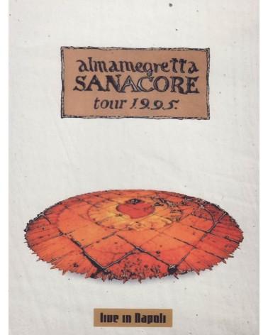 DVD ALMAMEGRETTA SANACORE...