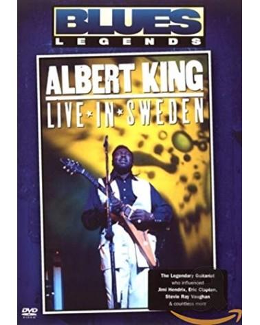 DVD KING ALBERT LIVE IN SWEDEN