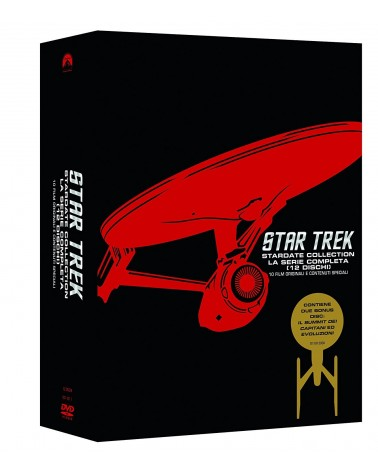 DVD STAR TREK COLLECTION...