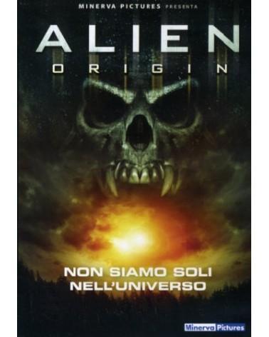 DVD ALIEN ORIGIN