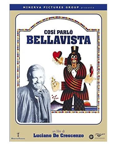 DVD COSì PARLO' BELLAVISTA