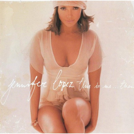 CD Jennifer Lopez- this is me..... then 5099751012825