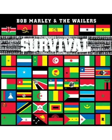 LP BOB MARLEY & THE WAILERS
