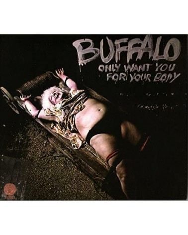 LP BUFFALO ONLY WANT YOU...