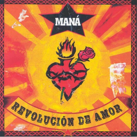 CD Manà- revolucion de amor 5050466463524