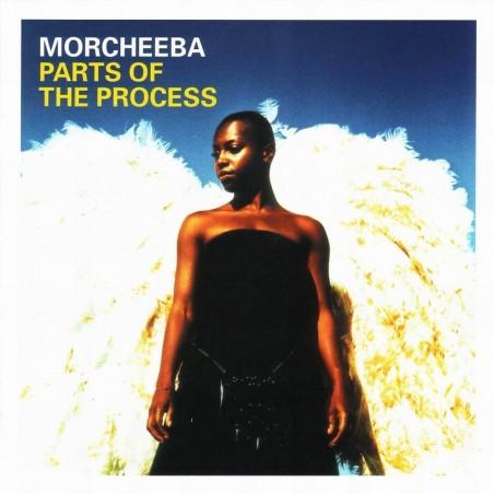 CD Morcheeba- parts of the process 825646027620
