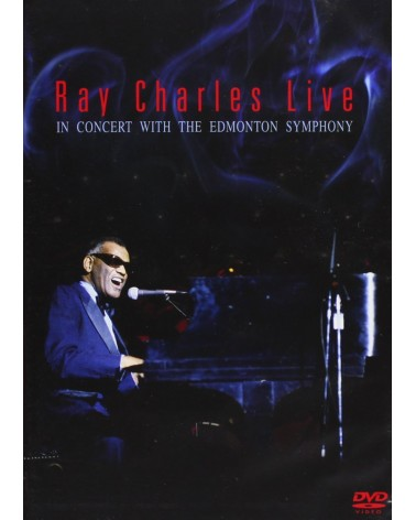 DVD Ray Charles live in...