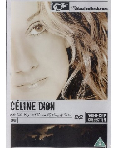 CD CELINE DION ALL THE...A...