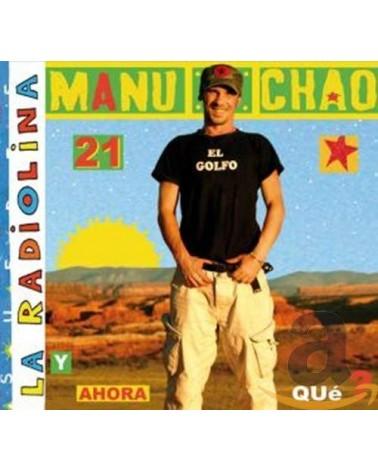 CD MANU CHAO LA RADIOLINA...