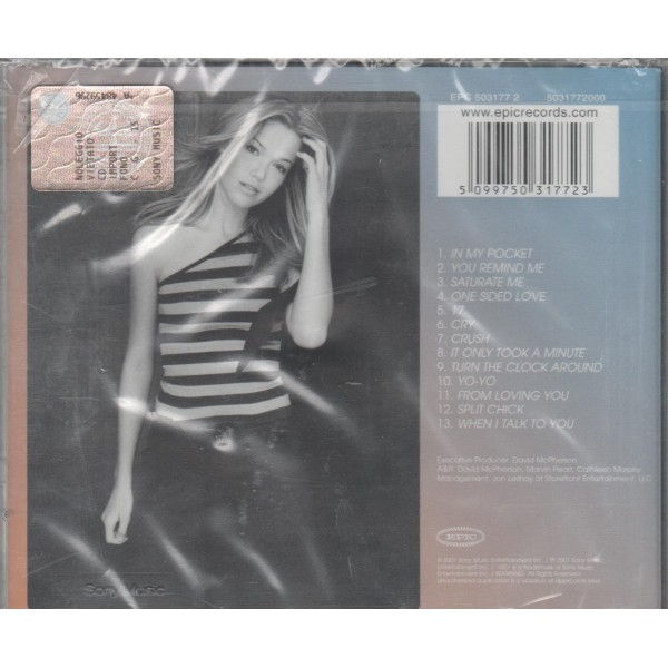 CD Mandy Moore- omonimo mandymoore 5099750317723