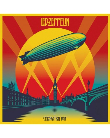 CD LED ZEPPELIN CELEBRATION...