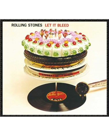 LP THE ROLLING STONES LET...