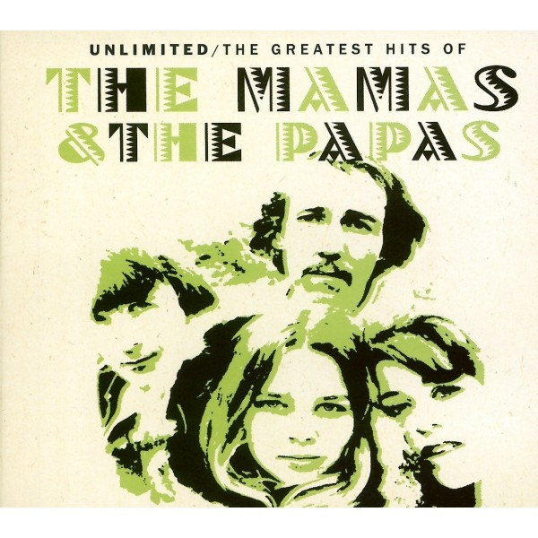 CD The Mamas & The Papas- unlimited 4250079701018