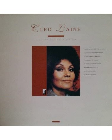 LP CLEO LAINE PORTRAIT OF A...