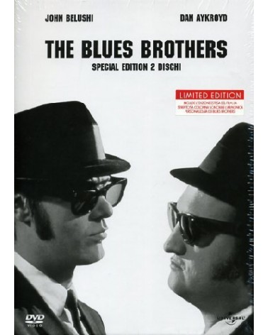 DVD THE BLUES BROTHERS...