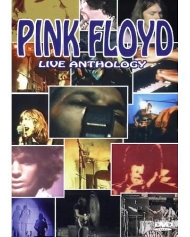 DVD PINK FLOYD LIVE...