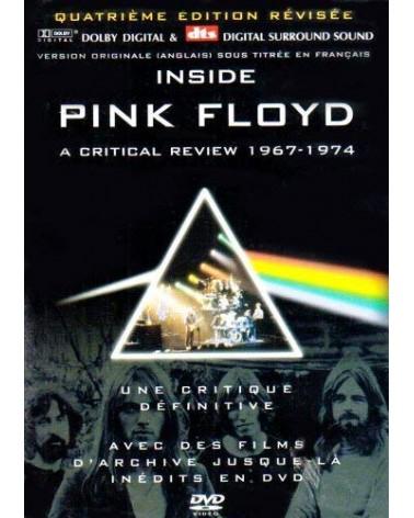 DVD INSIDE PINK FLOYD A...