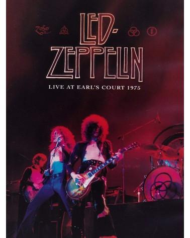 DVD LED ZEPPELIN LIVE AT...